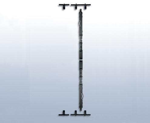 Απλός Σύρτης δίφυλλου μεταλλικός Σ-Δ-1010